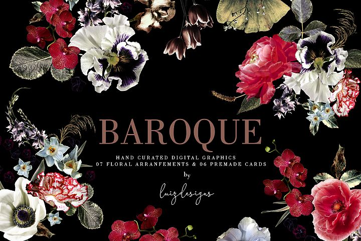 Baroque | Wedding flowers