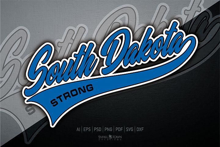 South Dakota, South Dakota Strong, PRINT, CUT, DESIGN