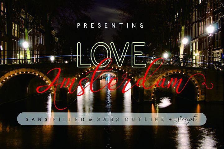 Love Amsterdam