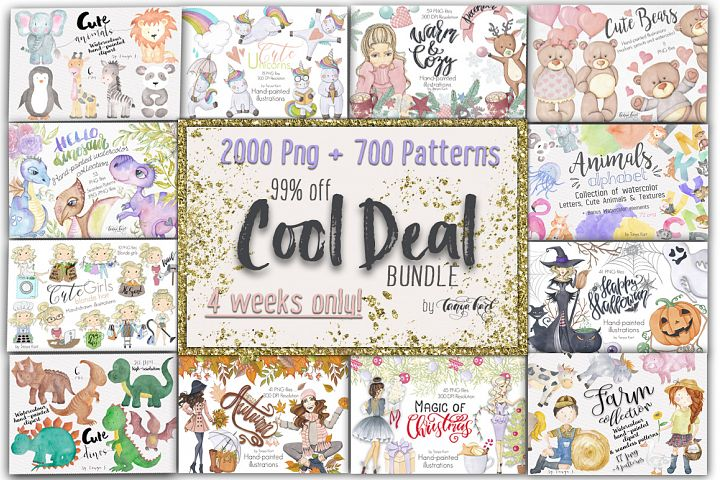 Cool Deal Bundle Spring SALE 99% Off
