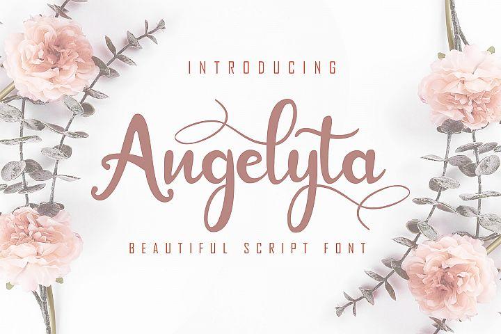 Angelyta script