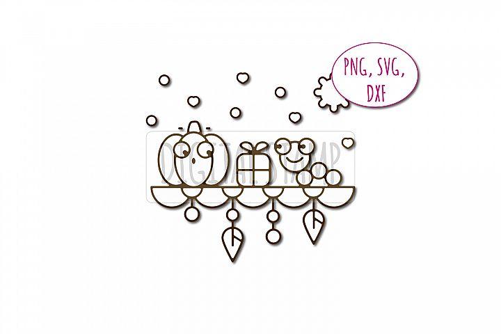 Congratulation clipart. Pumpkin and caterpillar svg png dxf