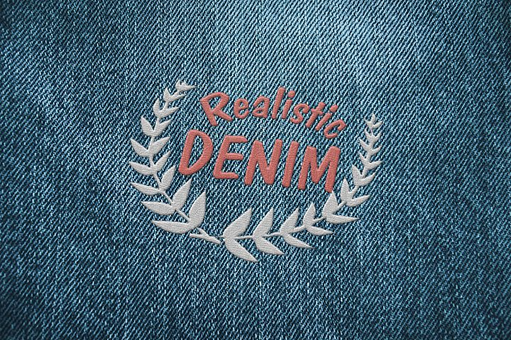 15 Denim Jean Fabric Textures JPG