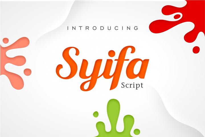 Syifa Script