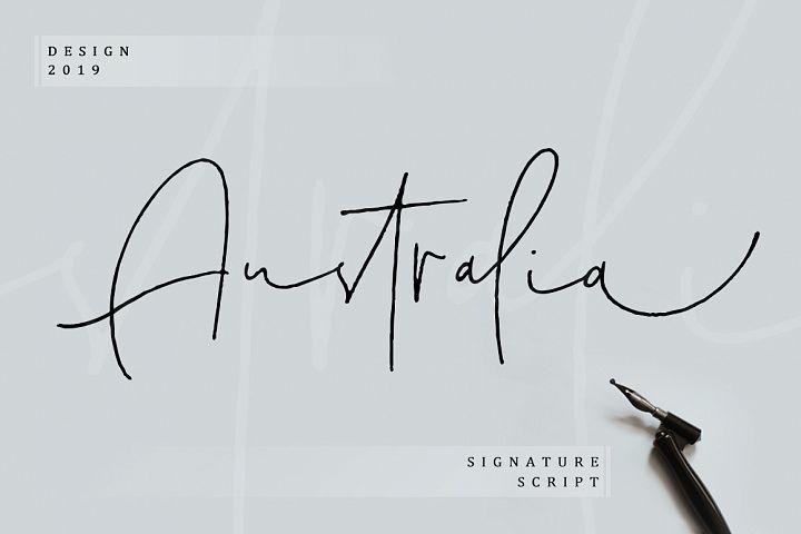 Australia Script