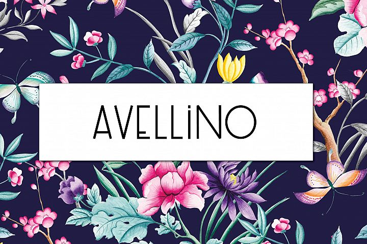 Avellino | Multilingual Sans Serif