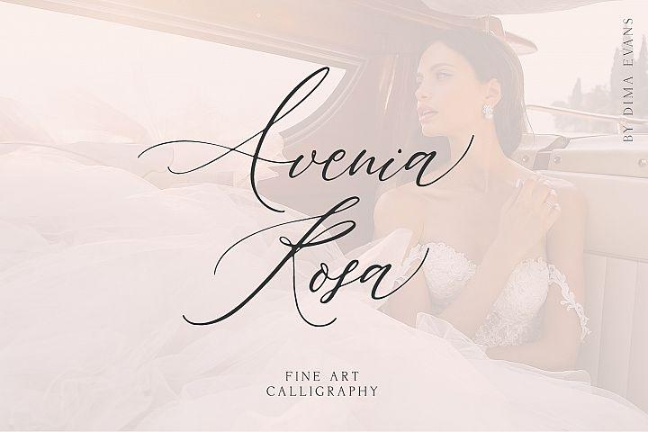 AVENIA FINE ART CALLIGRAPHY