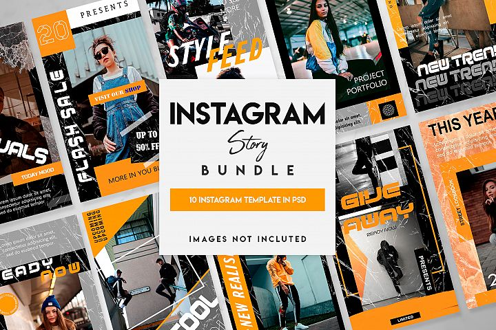10 instagram story template