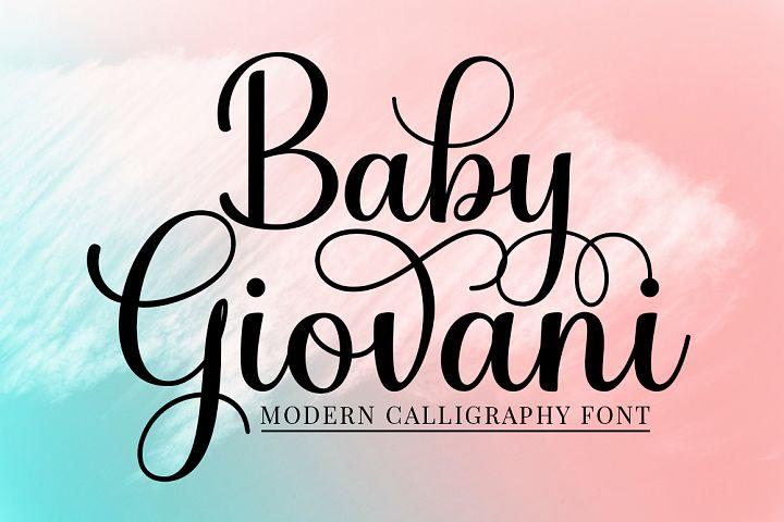 Baby Giovani Script