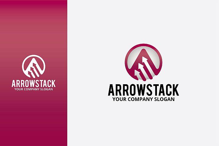 ArrowStack Logo