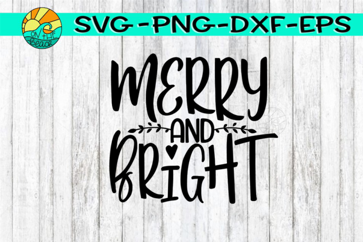 Merry & Bright - Christmas