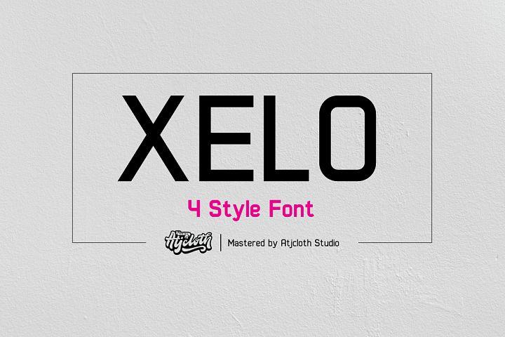 Xelo - 4 Style