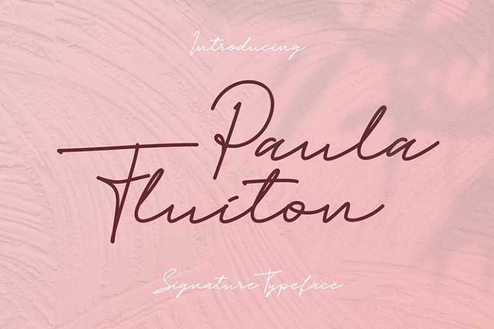 Paula Fluiton