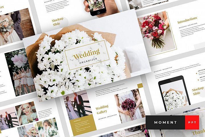 Moment - Wedding PowerPoint Template