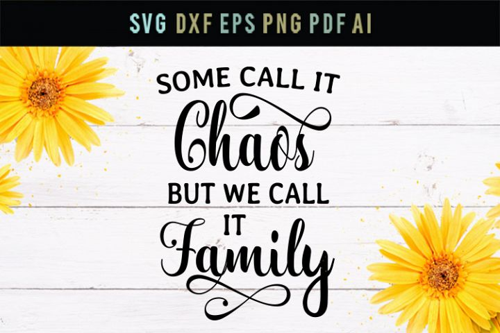 We call it family, family svg, family sign svg, family gift