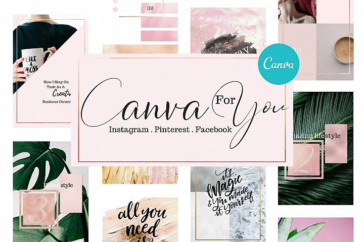 Canva for you - Social media