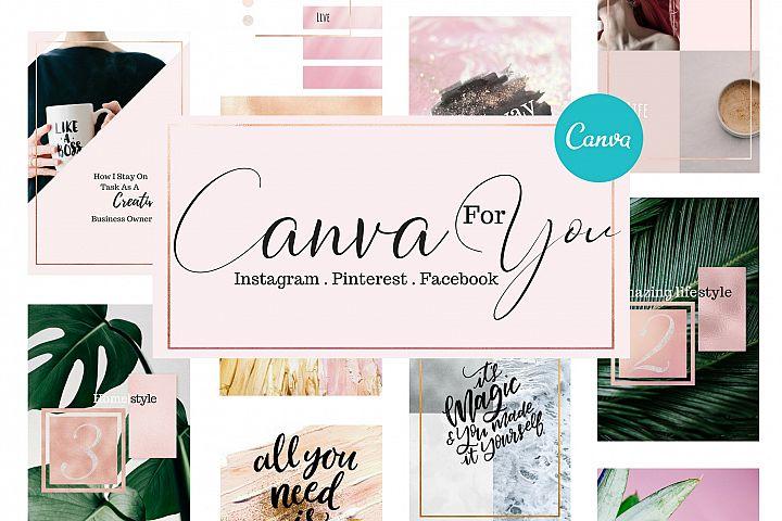 Canva for you - Social media