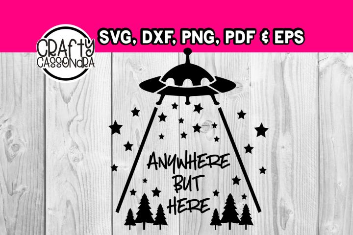 Anywhere but here - UFO