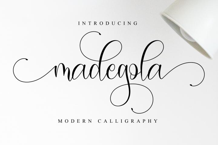 Madegola Script