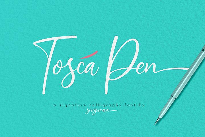 Tosca Pen Script
