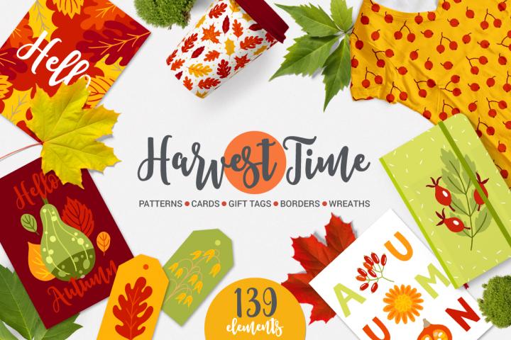 Harvest Time Kit