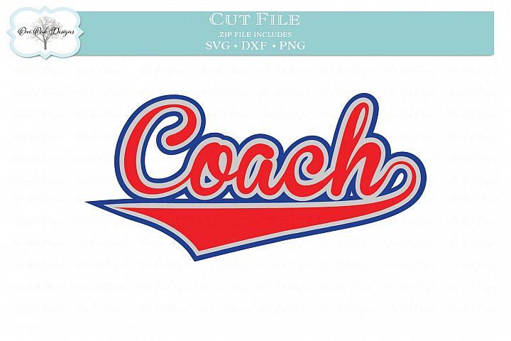Baseball Coach Script