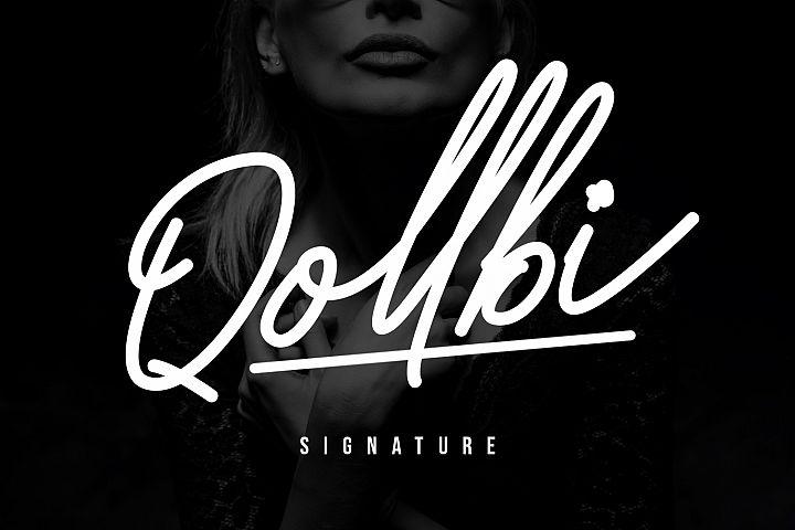 Qollbi Signature