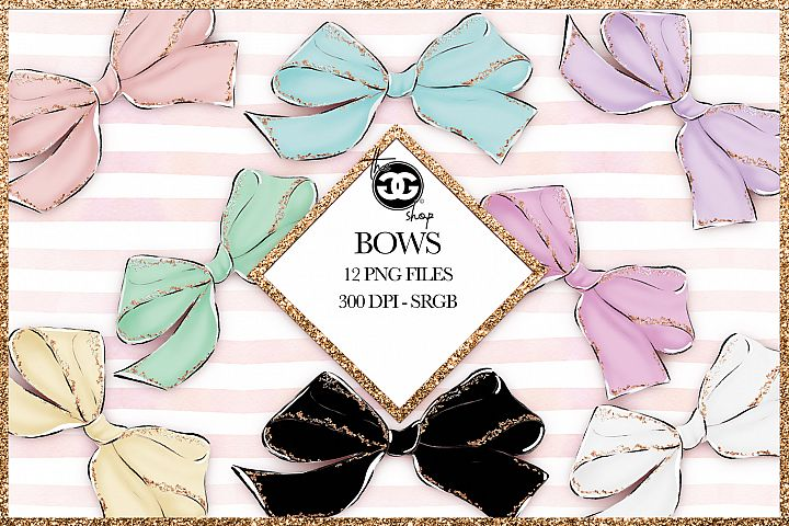 Bows Png Cliparts