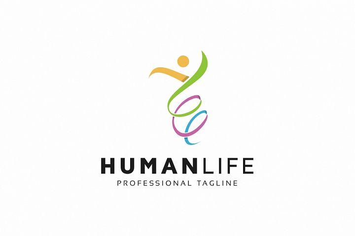 Human Life Logo