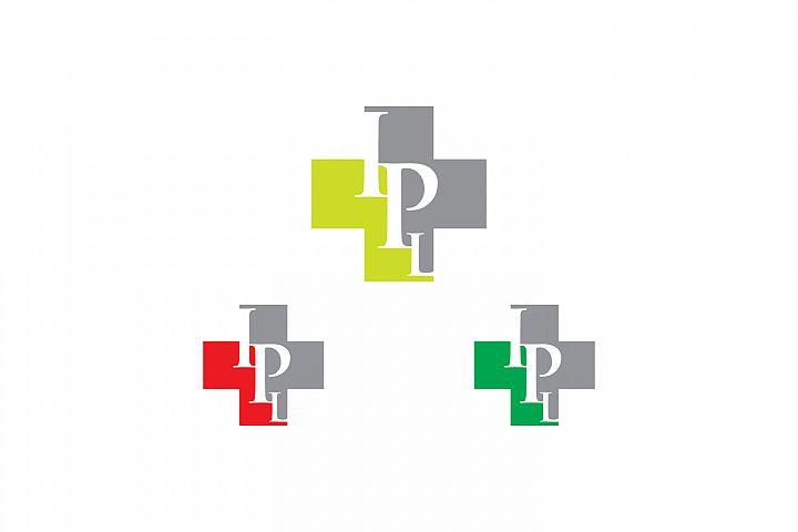 ipl letter hospital logo