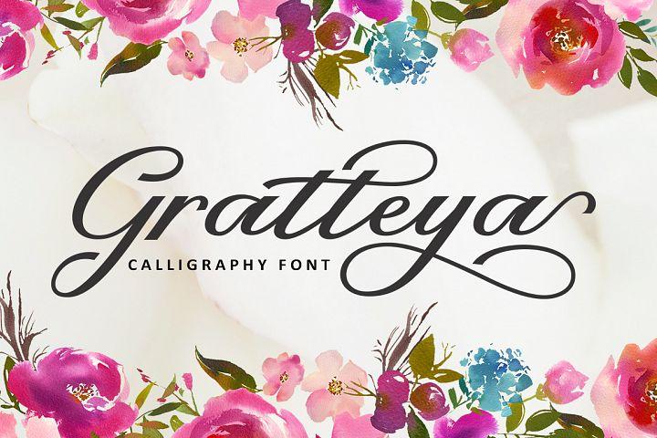Gratteya Script