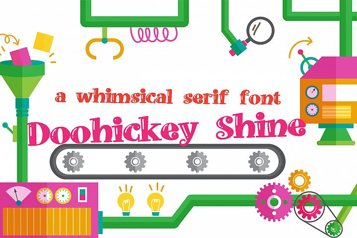 ZP Doohickey Shine