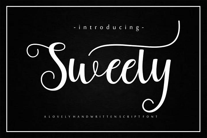 Sweety Script