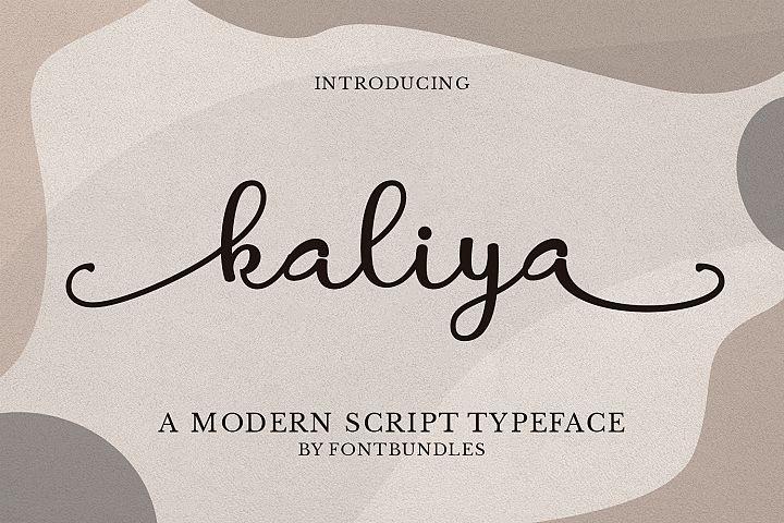Kaliya
