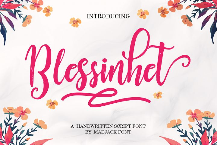 Blessinhet