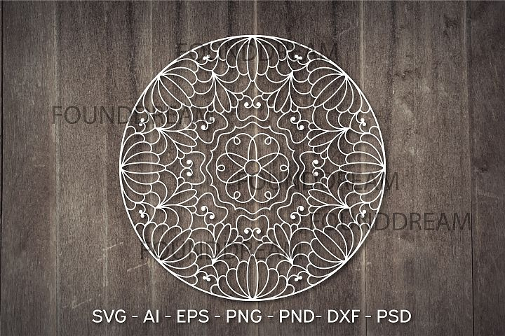Mandalas svg files