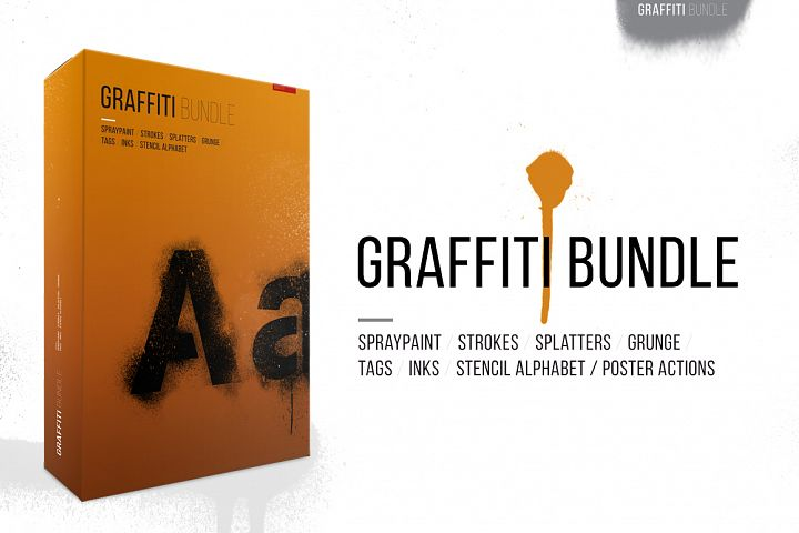 Graffiti Art Bundle