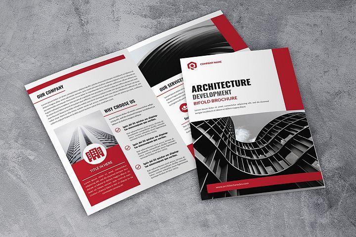 Architecture Bifold Brochure