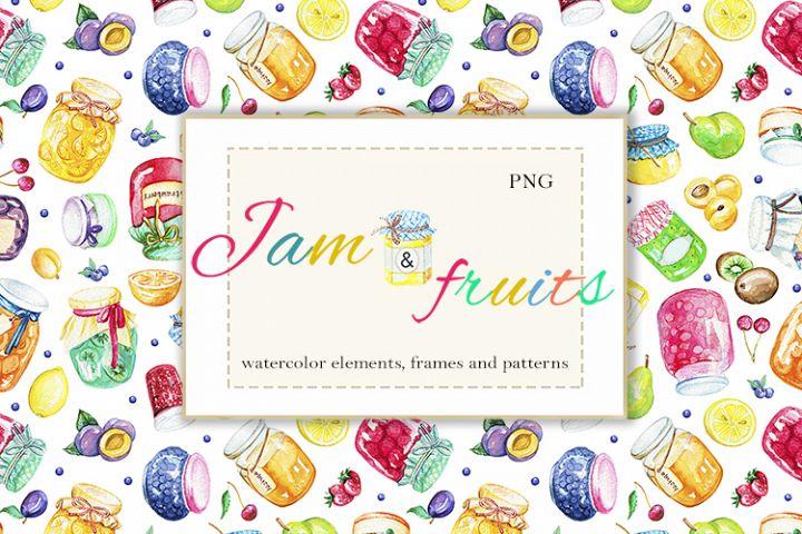 Jams & fruits