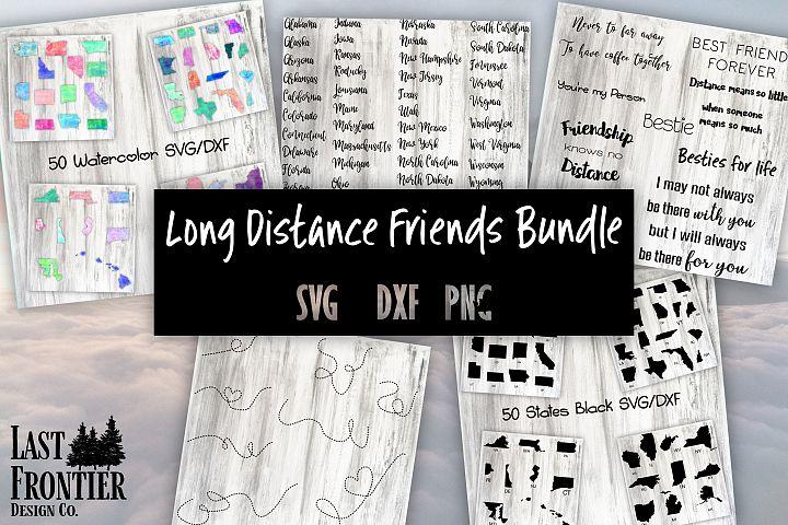 Long Distance Friends Cut file
