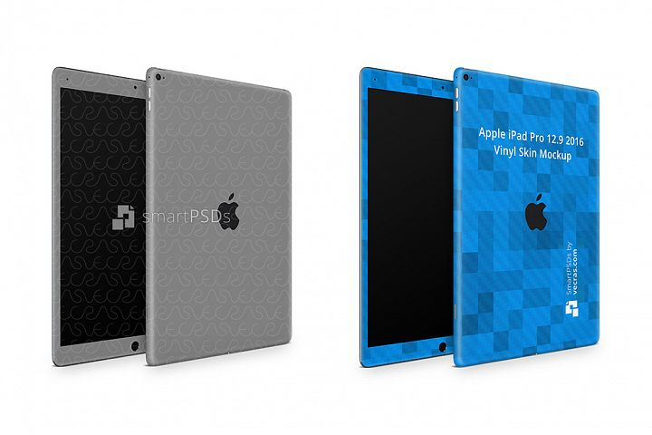Apple iPad Pro 12.9 2016 Tablet Skin Design Template