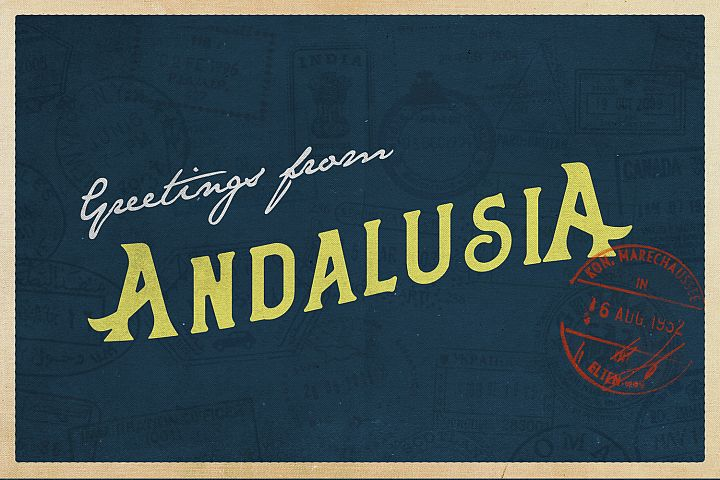 Hometown Vintage Typeface - Free Font of The Week Design0
