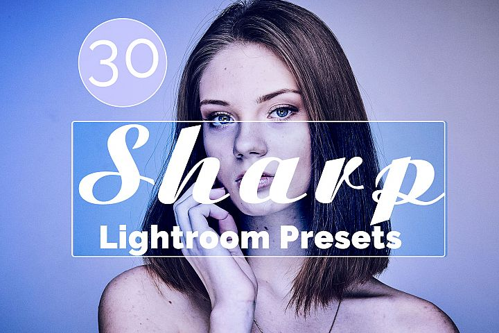 Sharp Lightroom Presets
