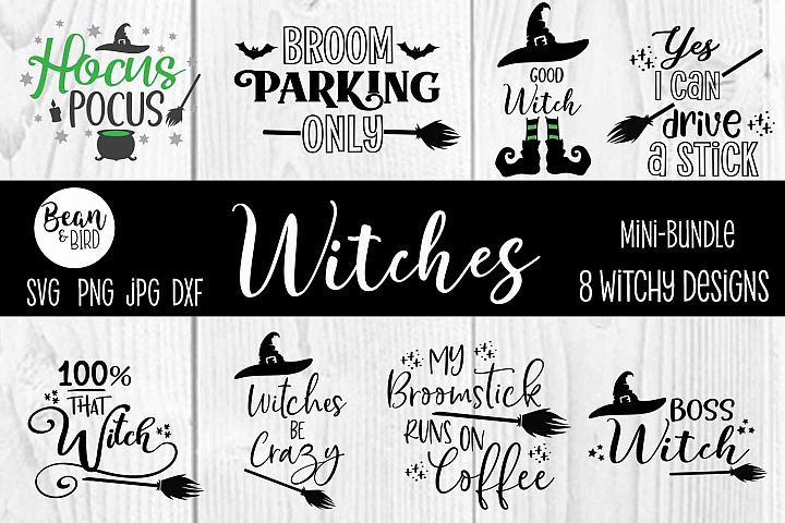 Witches Bundle