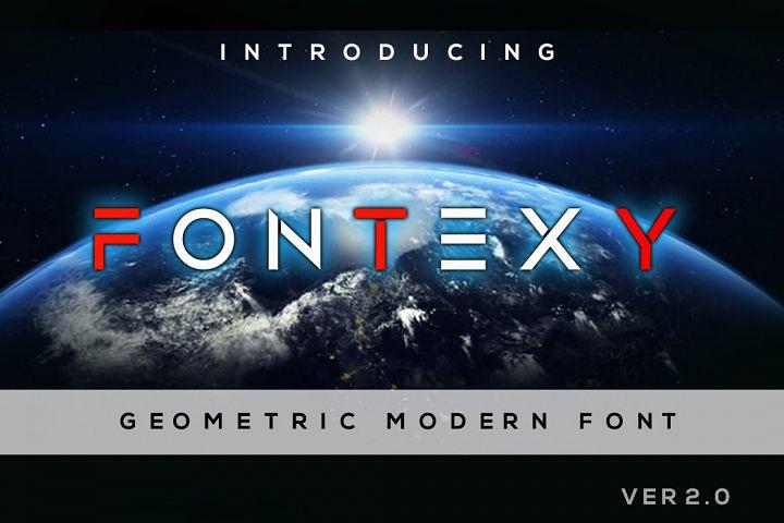 Fontexy Font