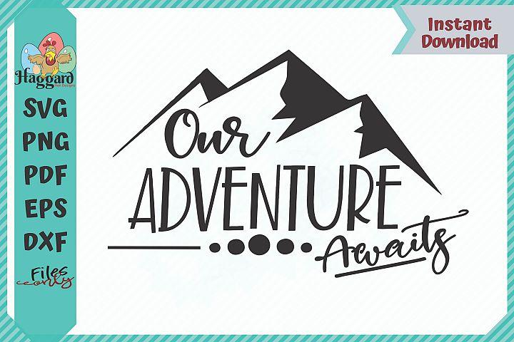 HHD Our Adventure Awaits SVG