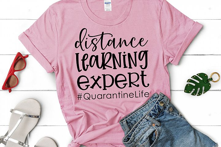 Distance Learning Expert, Teacher Quarantine Life
