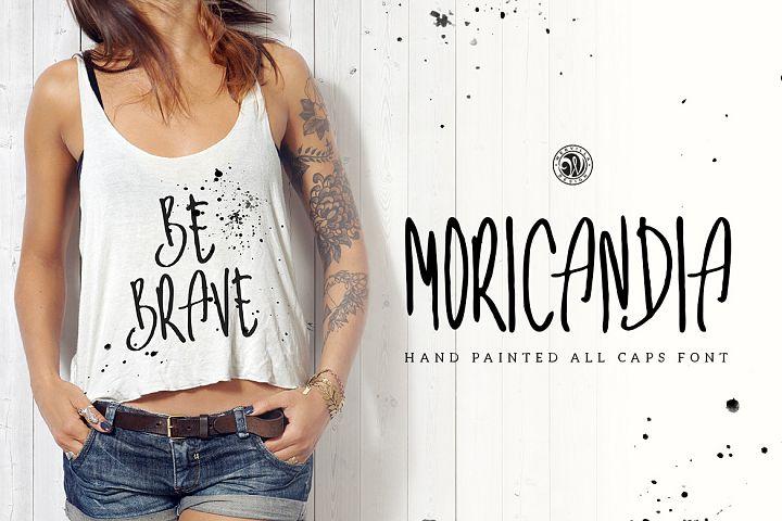 Moricandia Font