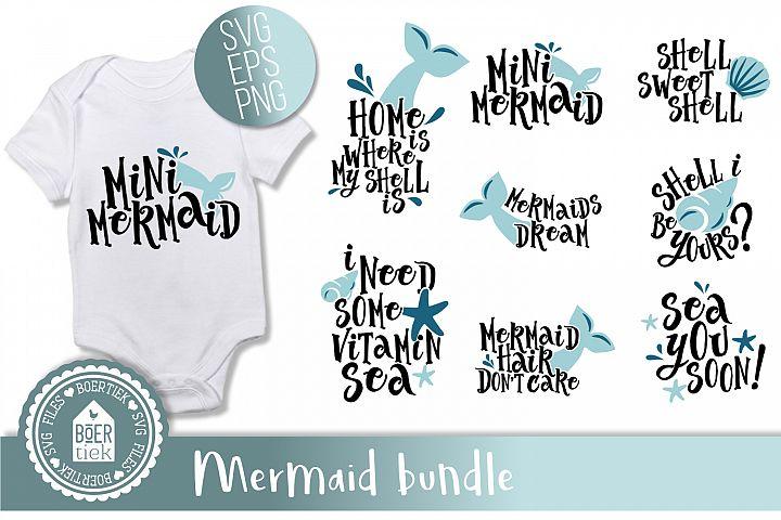 Mermaid bundle