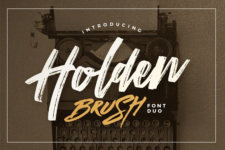 Holden Brush